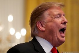 Trump tandatangani dekrit pengakuan kedaulatan Israel atas Golan