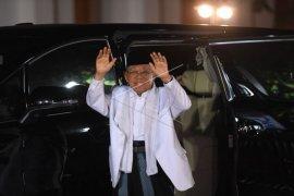 Ma'ruf Amin Sesalkan Peristiwa Intimidasi ke Wartawan di Munajat 212