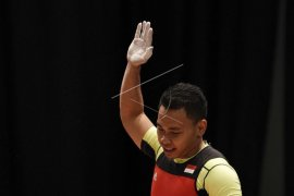 Eko Yuli sabet emas Piala Dunia 2019