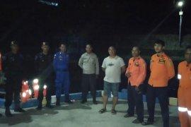 Dua warga gunakan speedboat ditemukan selamat