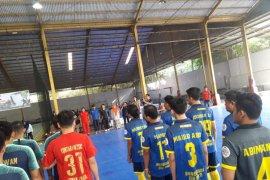 9 Klub Perebutkan Piala Bergilir Turnamen Futsal IKA PTK Kaltim 2019
