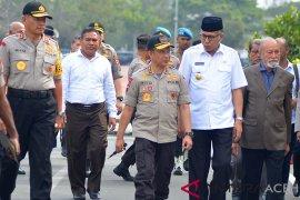 Kapolri: jaga perdamaian dan keamanan Aceh
