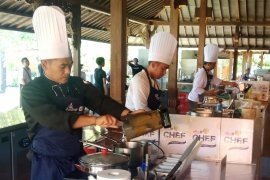 "AFP adakan ""Anchor Chef Competition 2019"" di Bali (video)"