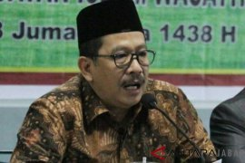 MUI sayangkan kegiatan Munajat 212 politis