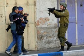 Polisi Israel terus tangkapi warga Jerusalem, pegawai departemen waqaf Palestina