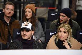 Icardi siap bermain, Wanda Nara: Tapi tergantung pelatih