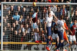 Kane cetak gol usai cedera, namun Tottenham kalah 1-2 dari Burnley