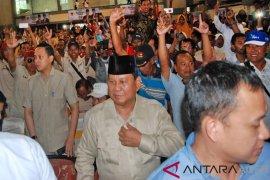 Eksponen Muhammadiyah targetkan 25,7 juta suara pasangan Prabowo-Sandi