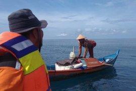 Nelayan Abdya dilaporkan hilang sudah ditemukan selamat