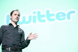 Evan Williams mundur dari pimpinan Twitter