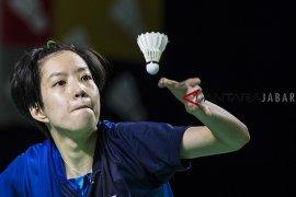 Final tunggal putri Djarum superliga Badminton