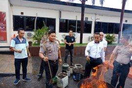Polres Pulau Ambon kejar oknum bandar narkoba