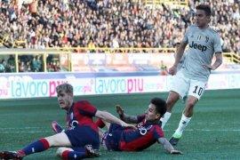 Gol Dybala bawa Juventus bungkam Bologna 1-0