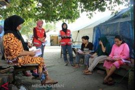 PMI sosialisasikan pencegahan DBD untuk korban bencana