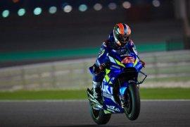Rins bawa Suzuki tercepat pada hari kedua tes pramusim di Qatar