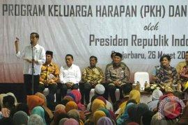 Presiden akan bagikan bansos PKH dan BPNT di Cilacap