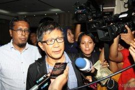 Rocky Gerung berdiskusi bersama Relawan Prabowo-Sandi di Kuala Lumpur