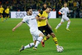 Kalahkan Leverkusen, Dortmund rebut kembali puncak klasemen