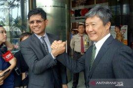 ICAC Hong Kong-KPK bahas penanganan korupsi sektor swasta