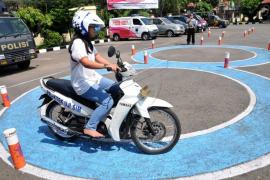 Satlantas Singkawang permudah masyarakat dalam pembuatan SIM