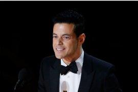 """Rami Malek tak ingin perankan teroris di film """"James Bond"""""""