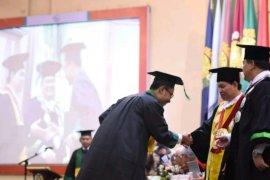 Rektor: banyak kemajuan dicapai Universitas Sumatera Utara