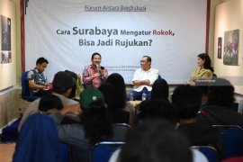 Revisi Perda KTR Surabaya telah Disosialisasikan (Video)
