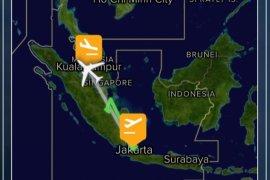 GM Bandara Sultan Thaha akan berikan keterangan resmi pendaratan Malaysia Airline