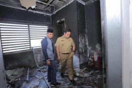 Arief Tunggu Hasil Investigasi Kebakaran RSUD Kota Tangerang