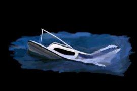 Dua petugas kesehatan tewas akibat perahu terbalik