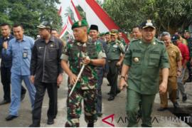 Bupati Batubara: TMMD sinergitas TNI dengan rakyat