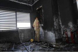 Wali Kota Cek Sumber Api kebakaran RSUD Kota Tangerang