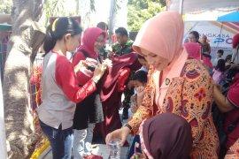 """PAUD """"Jalak"""" Lanud Ngurah Rai Bali ajarkan hidup sehat"""