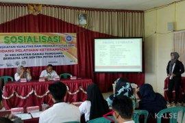 Pemkab Dampingi 'Alumni' Pelatihan Kerja Agar Berkembang