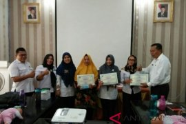 DKPPKB Bangka Selatan gelar pelatihan Skrining Hipotyroid Kongenital
