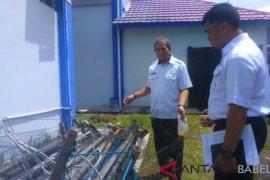 Dinas Perikanan Belitung amankan 11 unit bubu gamat