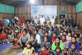 Deklarasi ODF Desa Limbur Bernaung Lestari