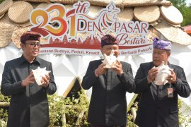 HUT ke-231 Kota Denpasar, Rai Mantra luncurkan tujuh Inovasi OPD