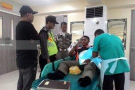 Kasatpol PP Laporkan Kasus Pembacokan Anggotanya ke Polisi