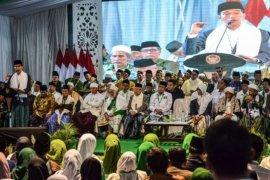 Jokowi buka Munas alim-ulama dan Konbes NU di Banjar