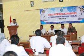 "Tujuh OPD di Pandeglang Dijadikan ""Pilot Project"" e-RK"