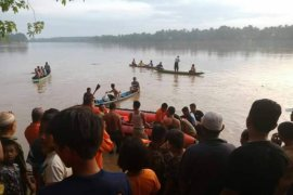 BPBD Batanghari catat tiga kejadian orang tenggelam