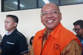 Rendra Jalani Sidang Perdana Kasus Korupsi di Tipikor Surabaya