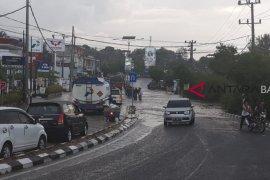 Lima titik di Bangka Tengah terendam banjir