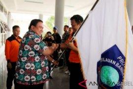 Gubernur berangkatkan Tim Babel Peduli bantu korban tsunami