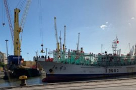 Indonesian embassy returns seaman's body from Uruguay