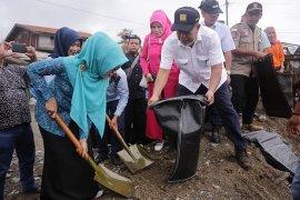Pemerintah gelar bakti sosial penanggulangan bencana Aceh Tenggara