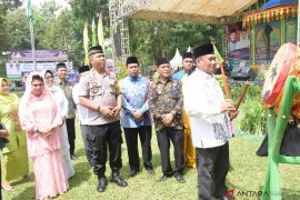 Bupati Deliserdang buka MTQ Kecamatan Tanjung Morawa