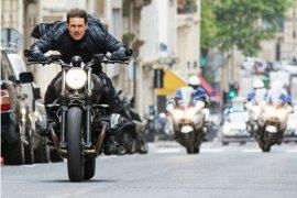 """Syuting """" Mission Impossible 7""""  di Italia ditunda karena virus corona"""
