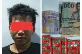 Polisi tangkap Warga Angkinang  edarkan obat tanpa izin